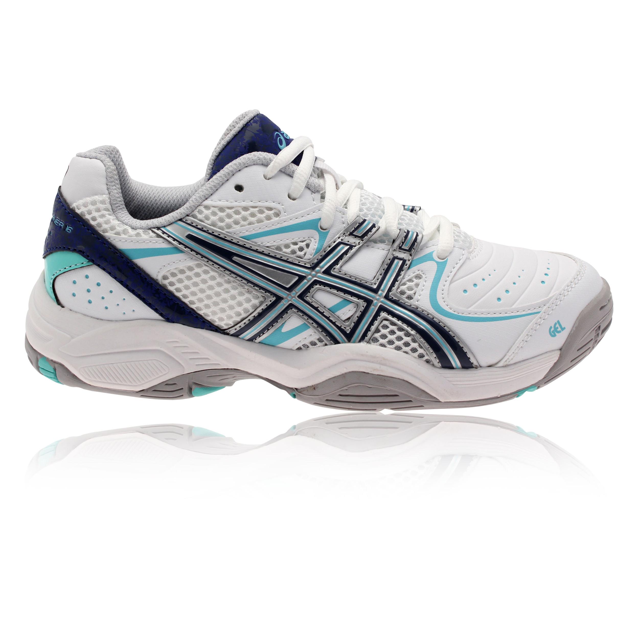ASICS GEL-NETBURNER 16 GS Junior Netball Shoes