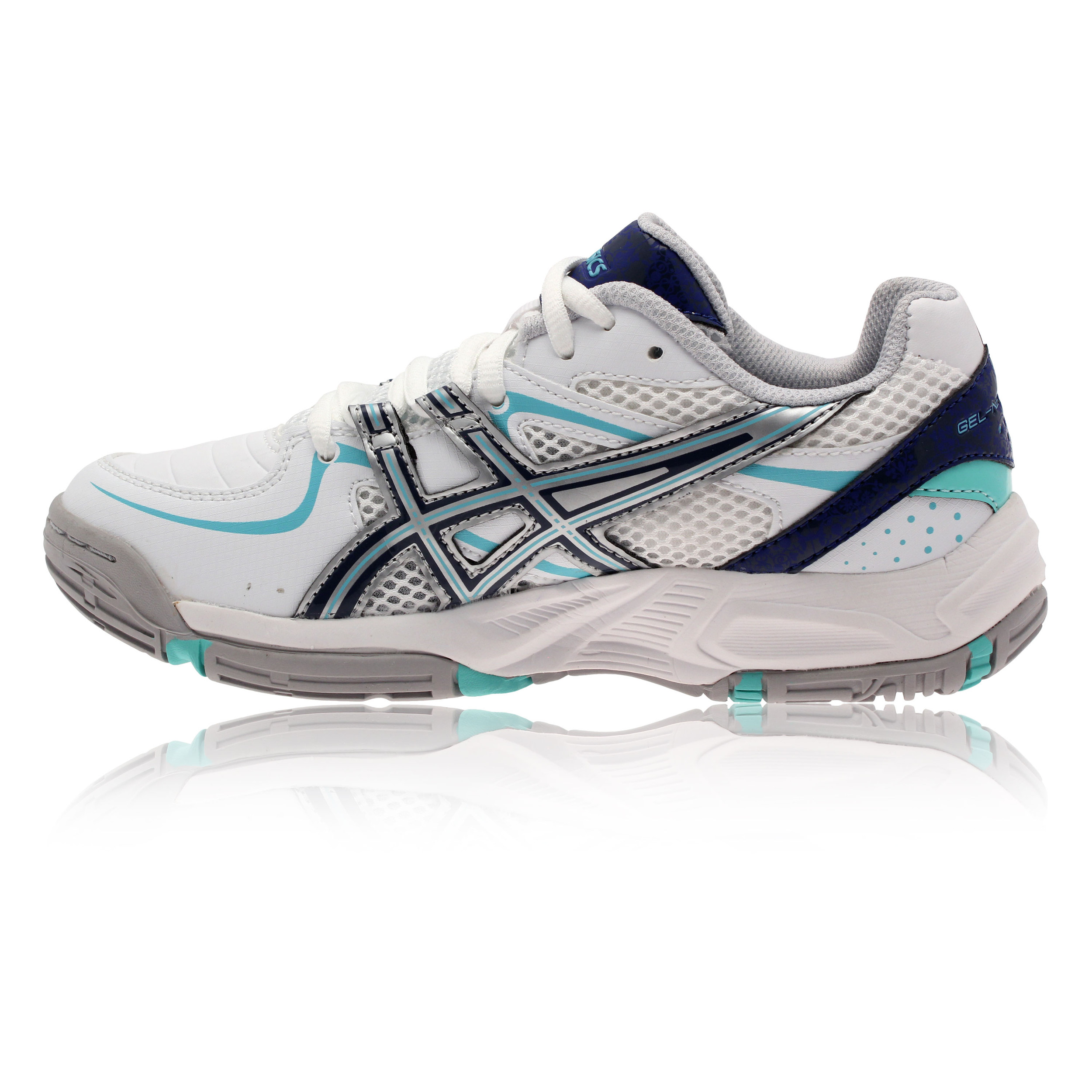ASICS GEL-NETBURNER 16 GS Junior Netball Shoes
