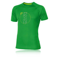 ASICS Graphic Short Sleeve Running T-Shirt