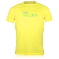 ASICS Graphic Short Sleeve Running T-Shirt