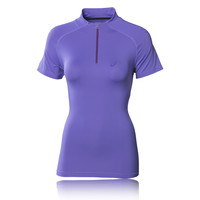 ASICS SPEED Women's Half Zip Running T-Shirt