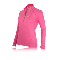 ASICS JERSEY Half Zip Long Sleeve Women's Running Top