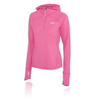 ASICS Half Zip Women's Hooded Top