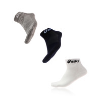 ASICS Legends Running Socks (3 Pack)