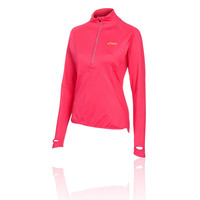 ASICS Women's WINTER Half Zip Running Top