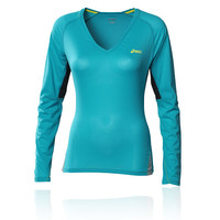 ASICS FUJI Women's Long Sleeve Running Top