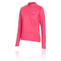 ASICS ESSENTIALS Women's Winter Running Half Zip Top