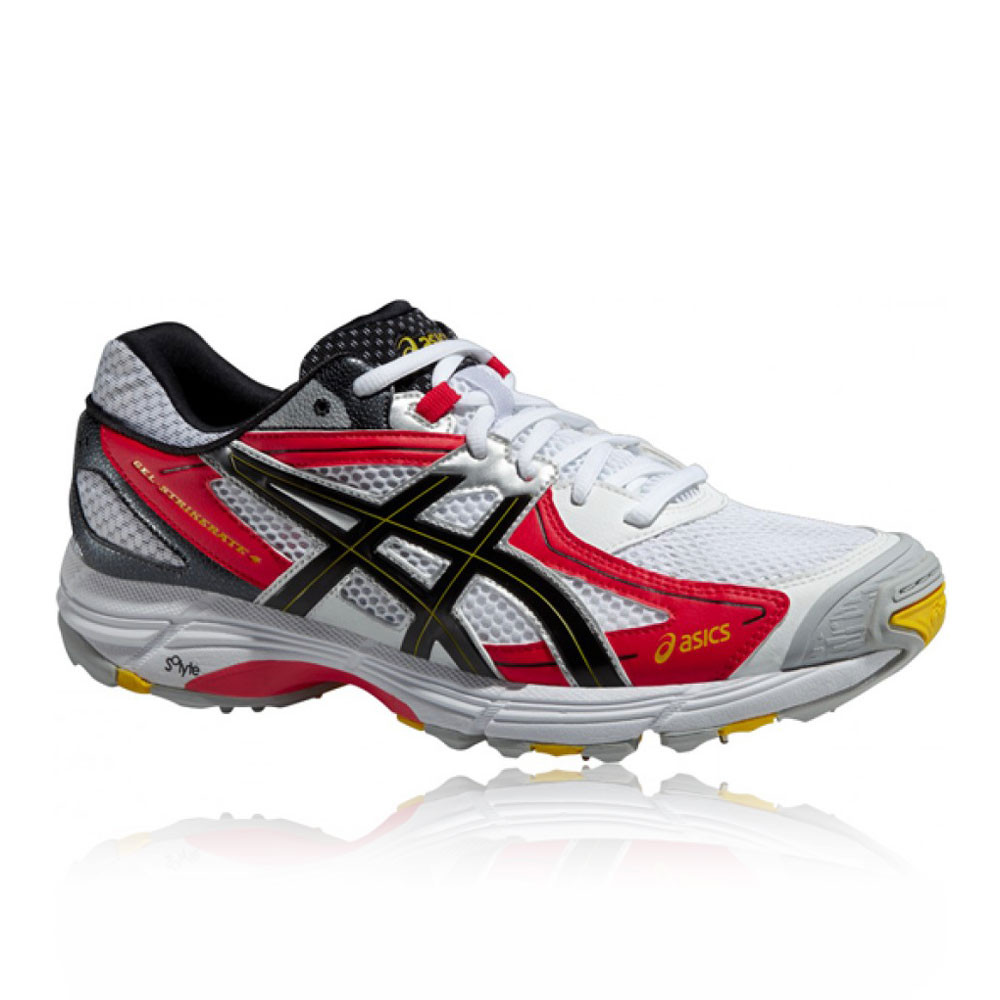 Asics Gel Strike Rate Cricket Shoes Size Uk