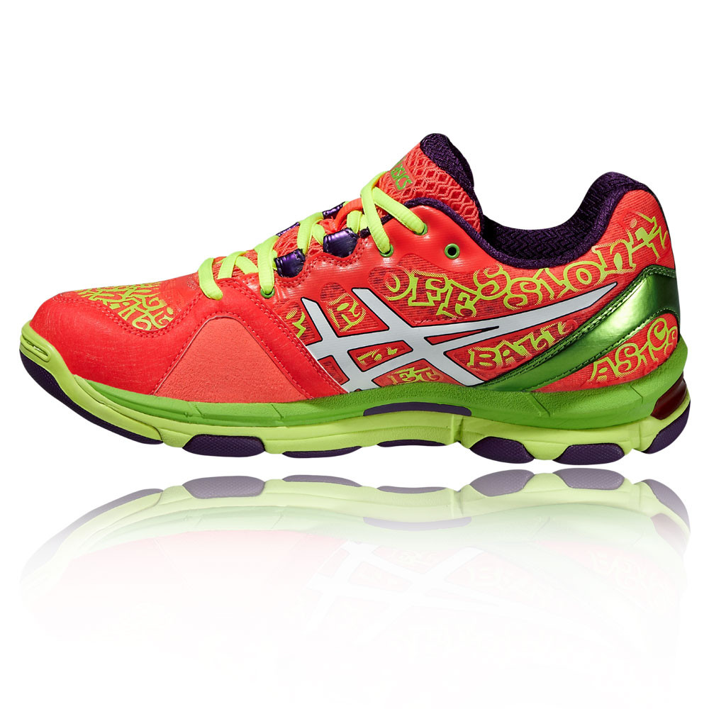ASICS GEL-NETBURNER Professional 12 Women's Netball Shoes - SS16