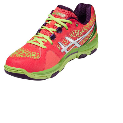 ASICS GEL-NETBURNER Professional 12 Women's Netball Shoes - SS16 picture 5