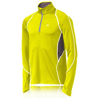 Brooks Nightlife Infiniti Half Zip Running Top