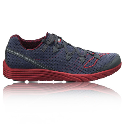 Brooks Green Silence Racing Running Shoes picture 1