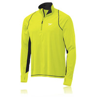 Brooks Infiniti Hybrid Windproof Half Zip Running Top