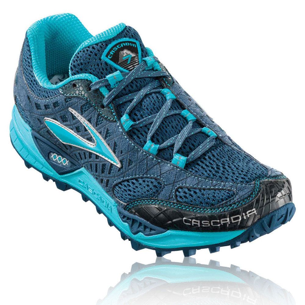Brooks Cascadia Trail Running Shoes Reviews