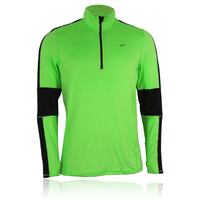 Brooks Nightlife Essential Half-Zip Long Sleeve Running Top