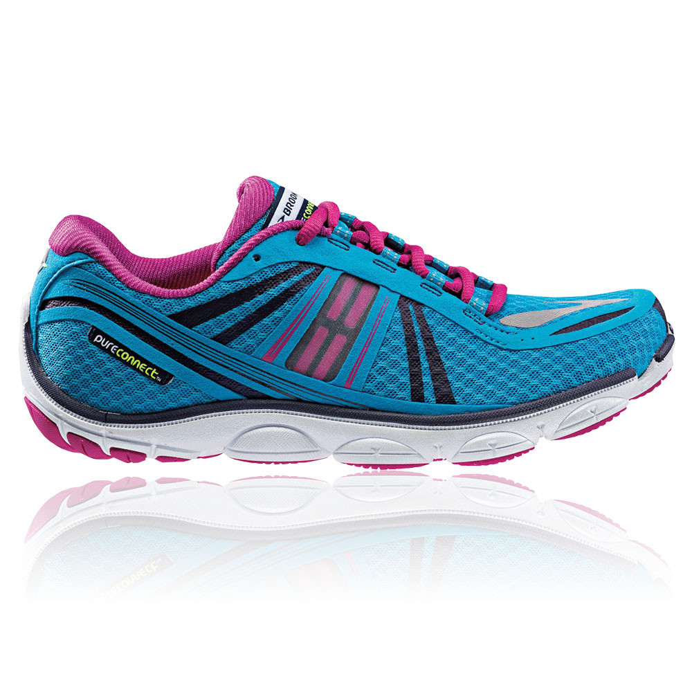Brooks Womens Pureconnect  Running Shoes
