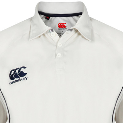 Canterbury Junior Club Cricket Short Sleeve T-Shirt picture 2