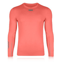 Canterbury Cold Long Sleeve Compression Running Top