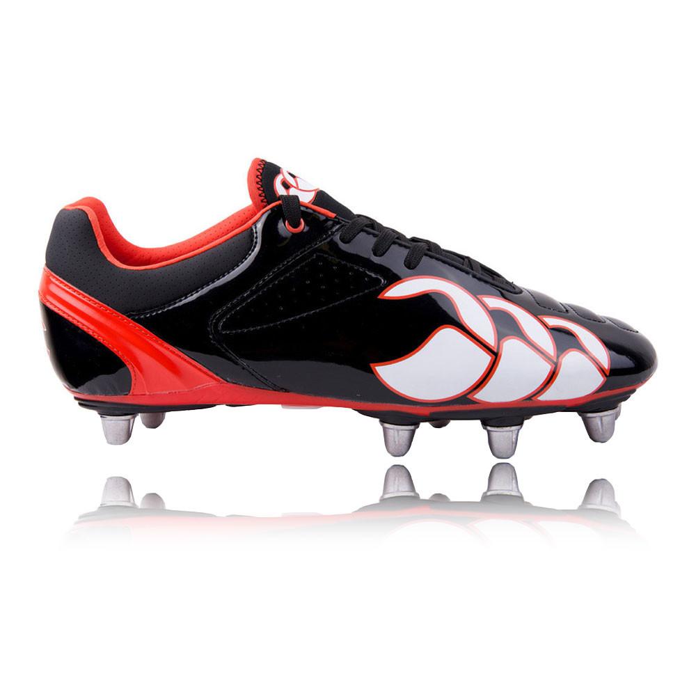 Canterbury Phoenix Club 8 Stud Rugby Boots