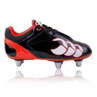 Canterbury Junior Phoenix Club 6 Stud Rugby Boots