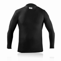 Canterbury Cold Baselayer Cold Long Sleeve Compression Running Top