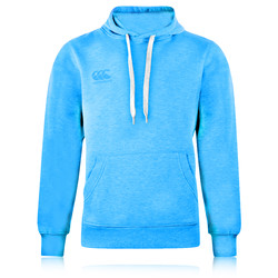Canterbury Small Logo Long Sleeve Hooded Top