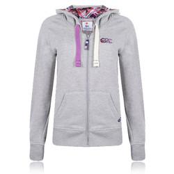 Canterbury Uglies Women&39s Full Zip Hooded Top