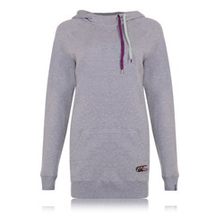 Canterbury Uglies Long Line OTH Women&39s Long Sleeve Hooded Top