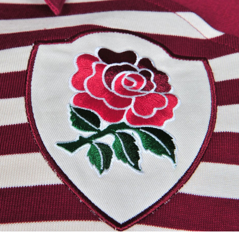 Canterbury England Rugby Alternative Classic Long Sleeve Jersey