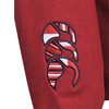 Canterbury England Rugby Uglies Graphic Long Sleeve Hooded Top picture 4