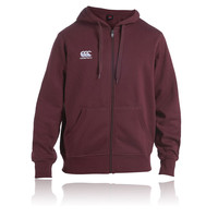 Canterbury Full Zip Hooded Top