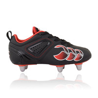 Canterbury Junior Phoenix Club 6 Stud Rugby Boot