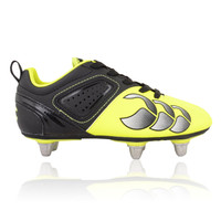 Canterbury Junior Phoenix Club (6 Stud) Rugby Boot