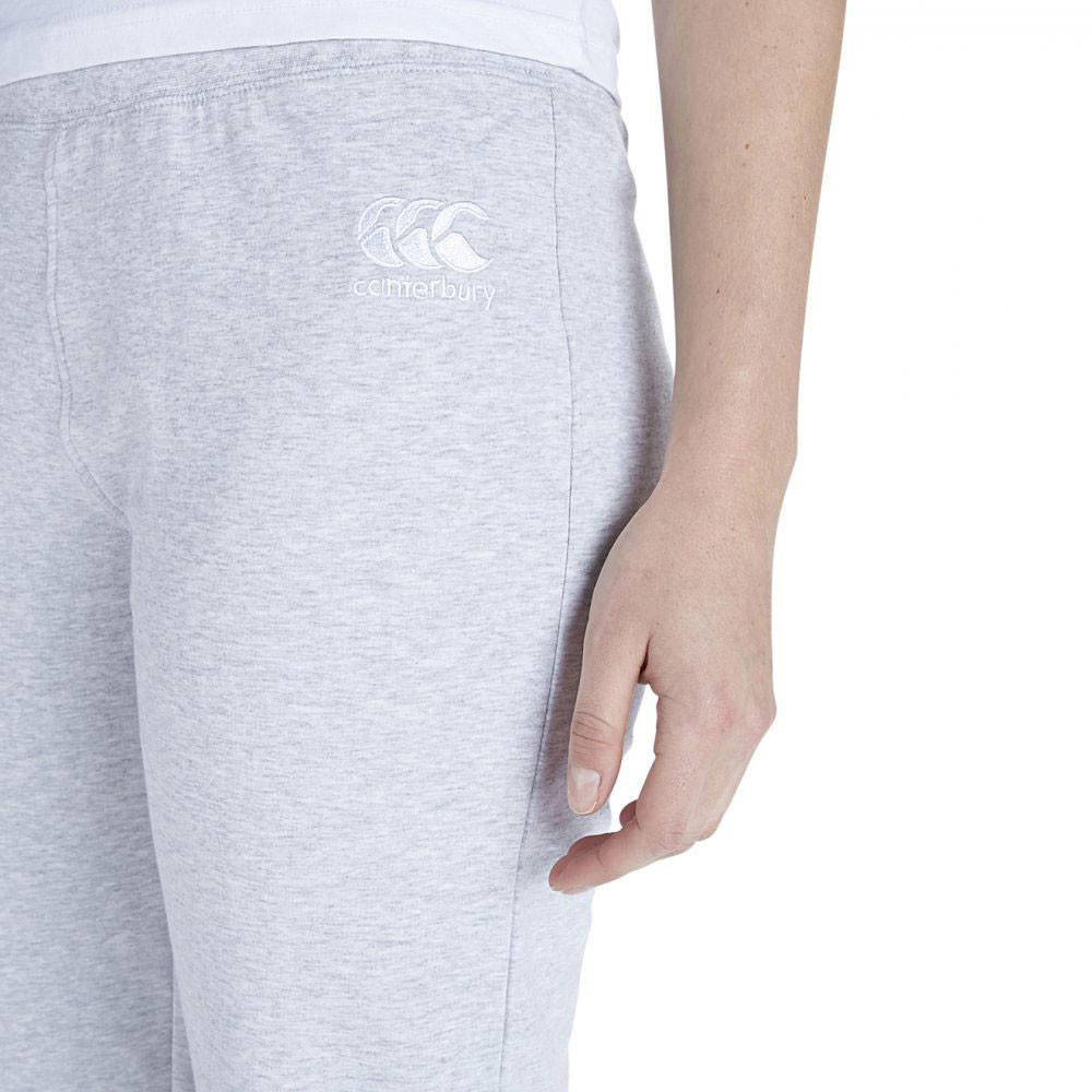 Canterbury Classic Women's Open Hem Fleece Pants - SS15