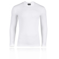 Canterbury Cold Baselayer Long Sleeve Turtle Neck Compression Running Top