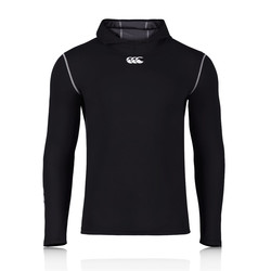 Canterbury Baselayer Cold Hooded Long Sleeve Top