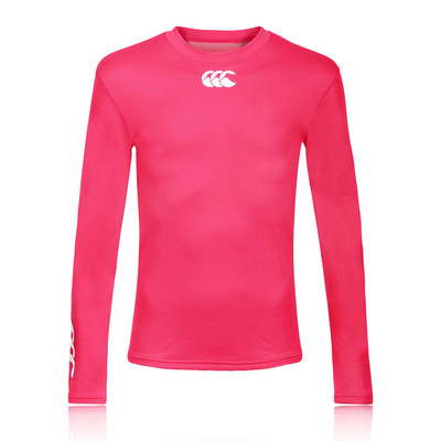 Canterbury Cold Junior Baselayer Long Sleeve Compression Top picture 1