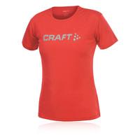 Craft Active Run Logo Women's T-Shirt