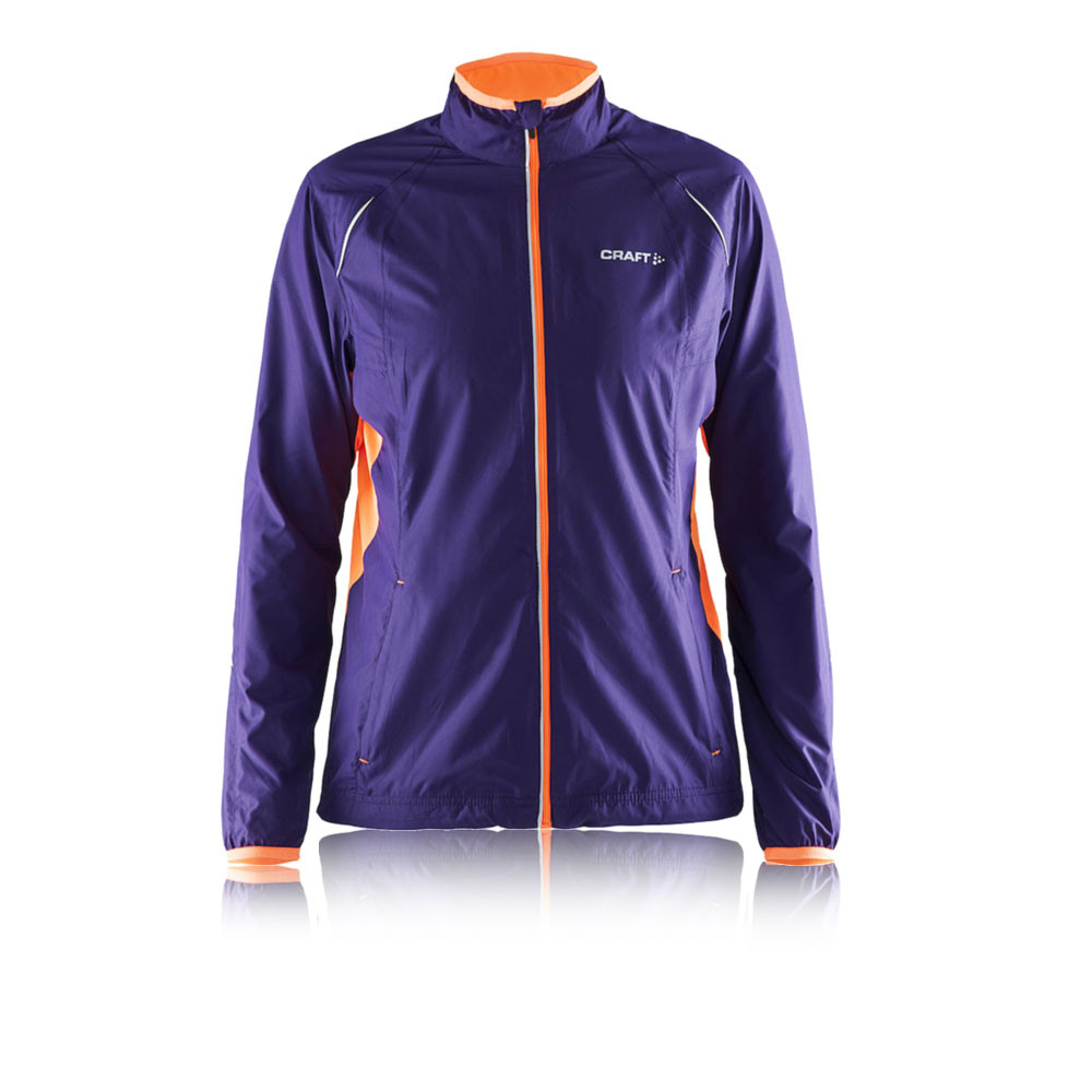 Craft prime women 39 s running jacket aw15 for Craft women s run