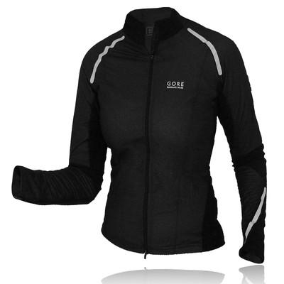 gore wear magnitude jacke windstopper damen jogging ebay. Black Bedroom Furniture Sets. Home Design Ideas