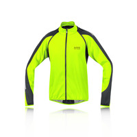 Gore Phantom 2.0 Windstopper Soft Shell Convertable Cycling Jacket