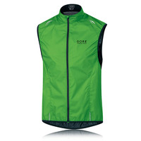 Gore Air 2.0 Windstopper Active Shell Light Running Gilet