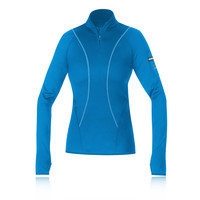Gore Lady Air Half-Zip Long Sleeve Running Top