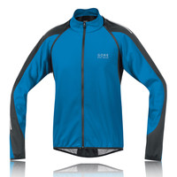 Gore Phantom 2.0 Windstopper Soft Shell Convertible Cycling Jacket