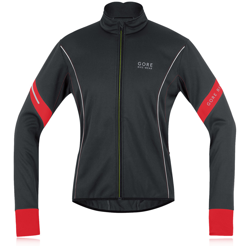 gore bike wear power 2 0 windstopper soft shell cycling. Black Bedroom Furniture Sets. Home Design Ideas