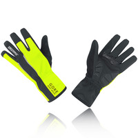 Gore Bike Wear Power Windstopper Soft Shell Cycling Gloves