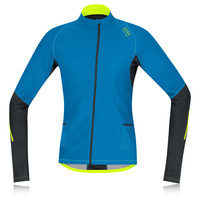 Gore Magnitude Windstopper Soft Shell Compression Running Jacket
