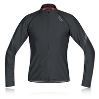 Gore Magnitude Convertible Windstopper Soft Shell Running Jacket