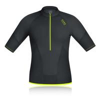 Gore Magnitude Compression Half-Zip Running T-Shirt