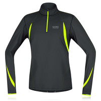 Gore Air Half Zip Long Sleeve Running Top